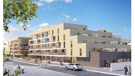 Appartement neuf Les Terrasses de Galisson à Mérignac