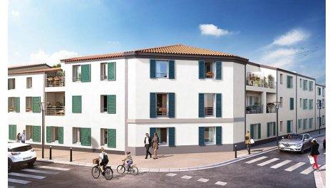 Appartement neuf L'Alkali investissement loi Pinel à Noirmoutier-en-l'Île