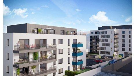 Appartement neuf L'Olympe à Metz