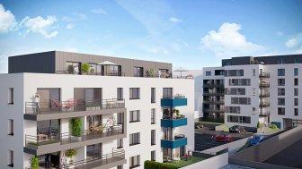 "Programme immobilier du mois ""L'Olympe"" - Metz"