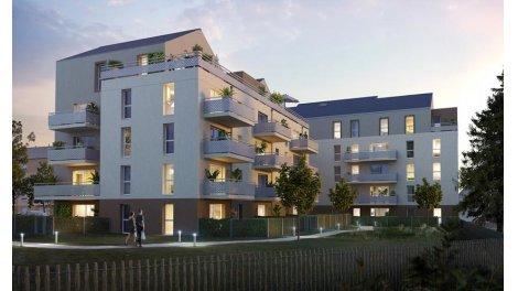 Appartement neuf Le Clos Saint-Aldric à Le Mans