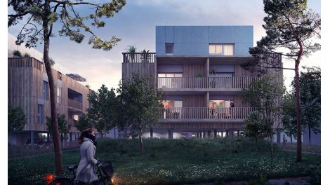 Appartements et maisons neuves Passion Vannes investissement loi Pinel à Vannes