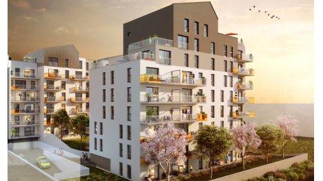 Appartement neuf Insitu à Metz