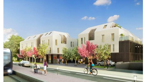 Appartement neuf Main Square à Eysines