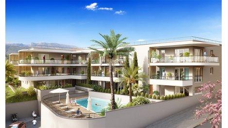 Appartement neuf Oraverde éco-habitat à Nice
