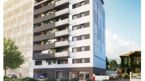 Appartement neuf Le Cours des Minimes investissement loi Pinel à Toulouse