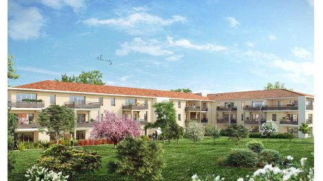 Appartement neuf Ekinox à Aix-en-Provence
