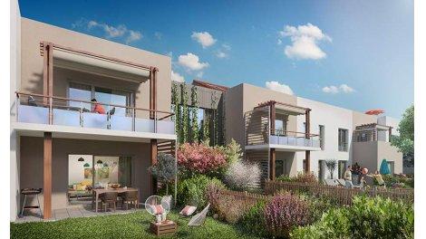 Appartement neuf Jolie Bulle investissement loi Pinel à Chassieu