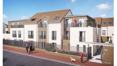 Appartements et maisons neuves Le Clos de la Marquise à Livry-Gargan