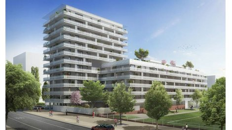 Appartement neuf Novadiem investissement loi Pinel à Toulouse