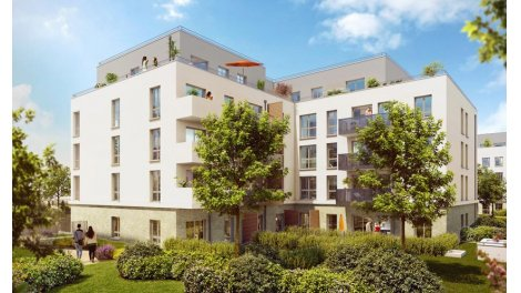 Appartement neuf Emergence investissement loi Pinel à Sartrouville