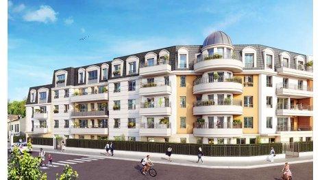 Appartement neuf Villa Princet à Aulnay-sous-Bois