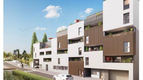 Appartement neuf New Way éco-habitat à Saint-Laurent-du-Var