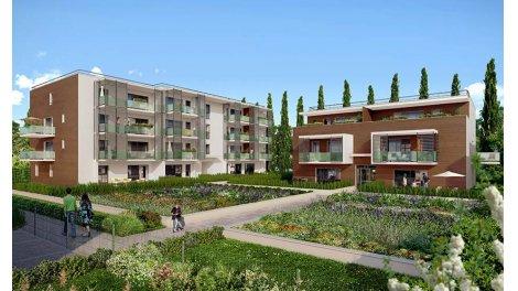 Appartement neuf Pre Carre à Aix-en-Provence