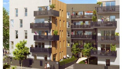 Appartement neuf Pulse investissement loi Pinel à Meaux