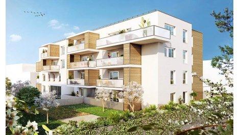 Appartement neuf Les Jardins de Julia éco-habitat à Saint-Martin-d'Hères