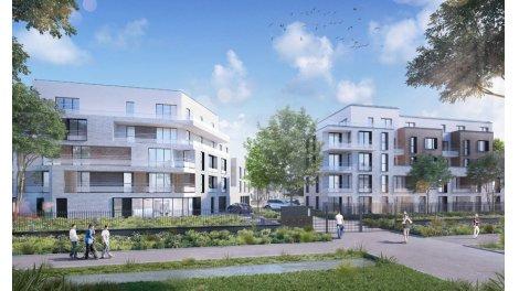 Appartements et maisons neuves Les Terrasses du Trianon à Saint-Cyr-l'Ecole