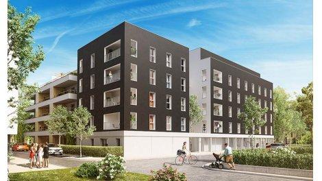 Appartement neuf Canopée à Saint-Louis
