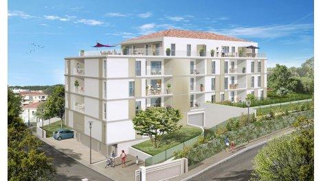 Appartement neuf Les Hauts de Camoins investissement loi Pinel à Marseille 11ème