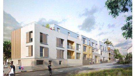 Appartement neuf Le Clos des Vignes investissement loi Pinel à Chanteloup-les-Vignes
