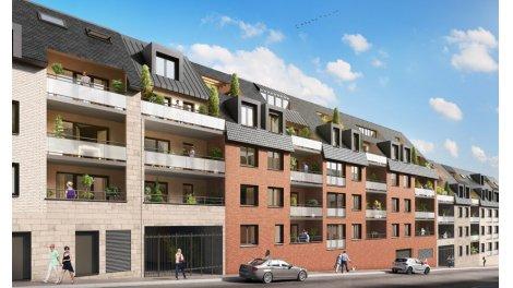 Appartement neuf Apogée investissement loi Pinel à Rouen