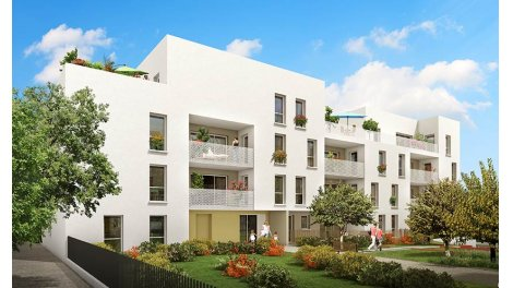 Appartement neuf Nota Bene investissement loi Pinel à Sathonay-Camp