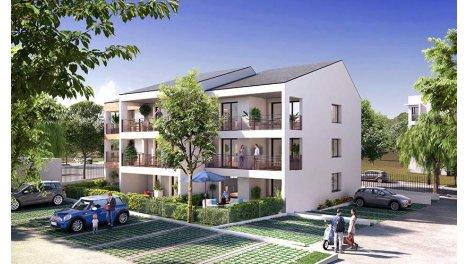 Appartements et maisons neuves Urban & Sens à Louvres