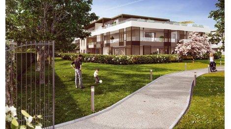 Appartement neuf Heritage à Vétraz-Monthoux