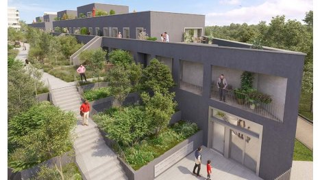Appartement neuf Prisme à Cergy