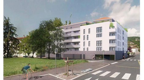 Appartement neuf Anagram' investissement loi Pinel à Givors