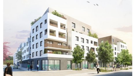Appartement neuf Element'Air investissement loi Pinel à Saint-Priest