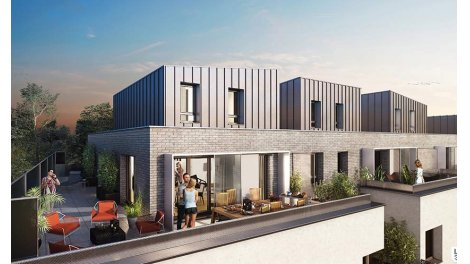 Appartement neuf Latitude investissement loi Pinel à Saint-Malo