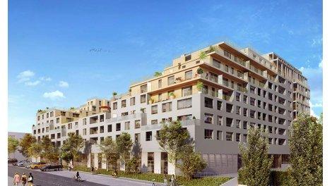 Appartement neuf High Garden à Bagneux