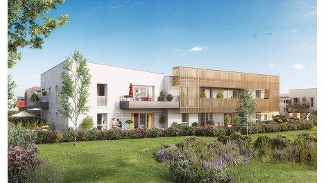 Maisons neuves Via Olonna investissement loi Pinel à Olonne-sur-Mer