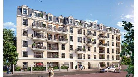 Appartement neuf Villa Parisienne à Clamart