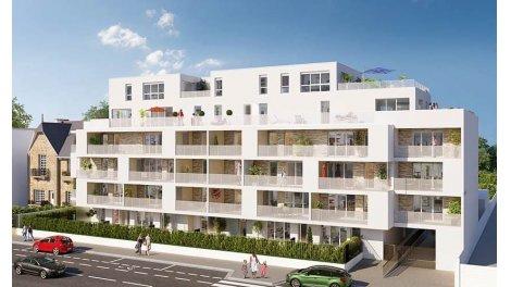 Appartement neuf Parallele 25 à Vannes