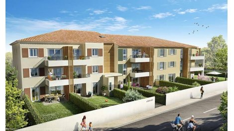 Appartement neuf Orphee à Ollioules