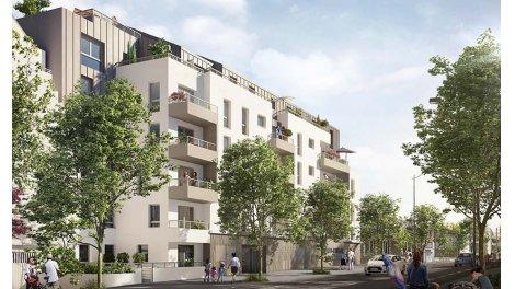 Appartement neuf 92 Procé à Nantes