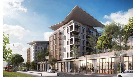 Appartement neuf Inedi éco-habitat à Nice