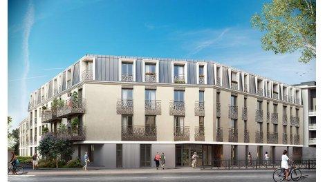 Appartement neuf Centralys à Bourges
