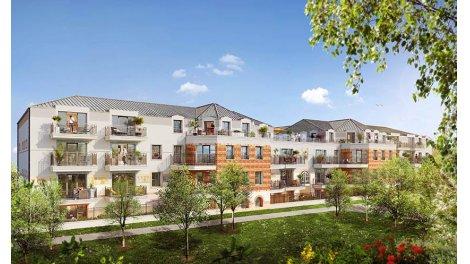 Appartement neuf L'Alchimie éco-habitat à Verneuil-sur-Seine