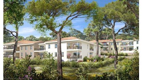 Appartement neuf Chateau Rose à Toulon