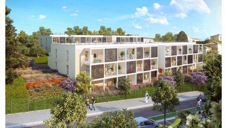 Appartement neuf Via Verde à Marseille 13ème