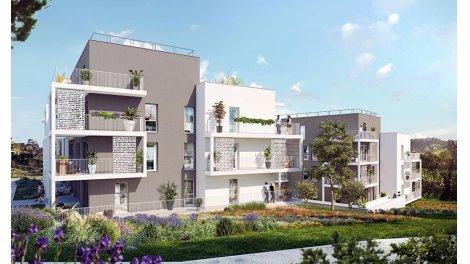 Appartement neuf Via Terra à Marseille 13ème