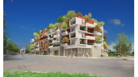 Appartement neuf Les Senioriales en Ville à Saint Jean de Védas à Saint-Jean-de-Vedas