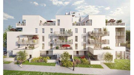 Appartement neuf My Loft investissement loi Pinel à Rennes