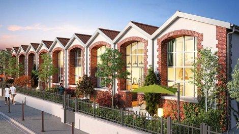 Appartement neuf Le Domaine d'Antoine - Lofts/allees investissement loi Pinel à Troyes