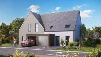 Maisons neuves Domaine Caprice investissement loi Pinel à Ouistreham