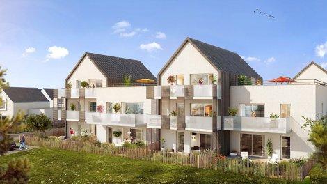 Appartements et maisons neuves Le Domaine de Cesarine à Carnac
