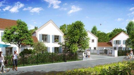 Maisons neuves Les Allées de Villeneuve à Villeneuve-le-Comte